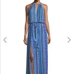 Ramy Brook Printed Justina Dress NWT